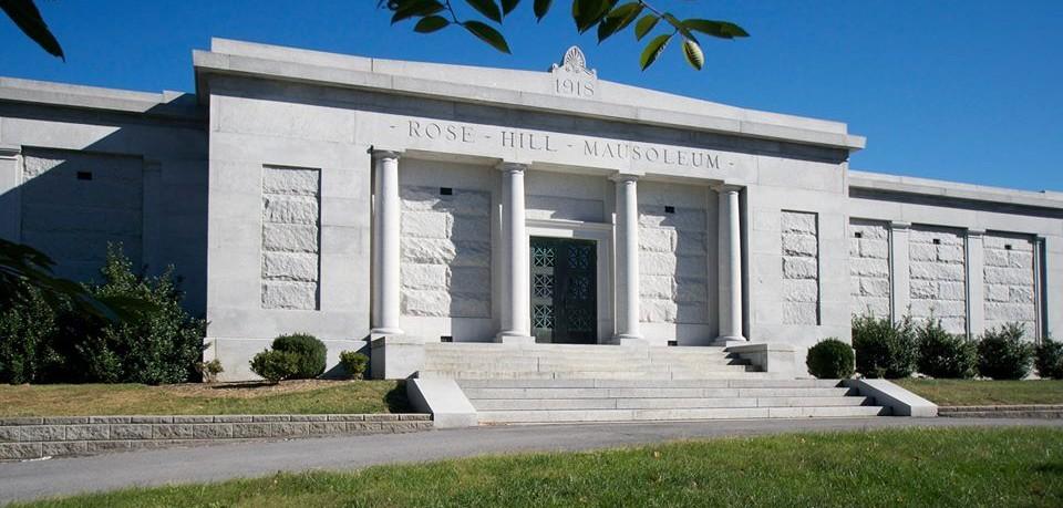 Mausoleum at Rose Hill